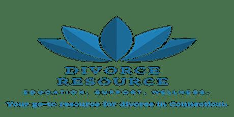Divorce Resource CT (Second Saturday) Divorce 101 ONLINE Workshop  tickets