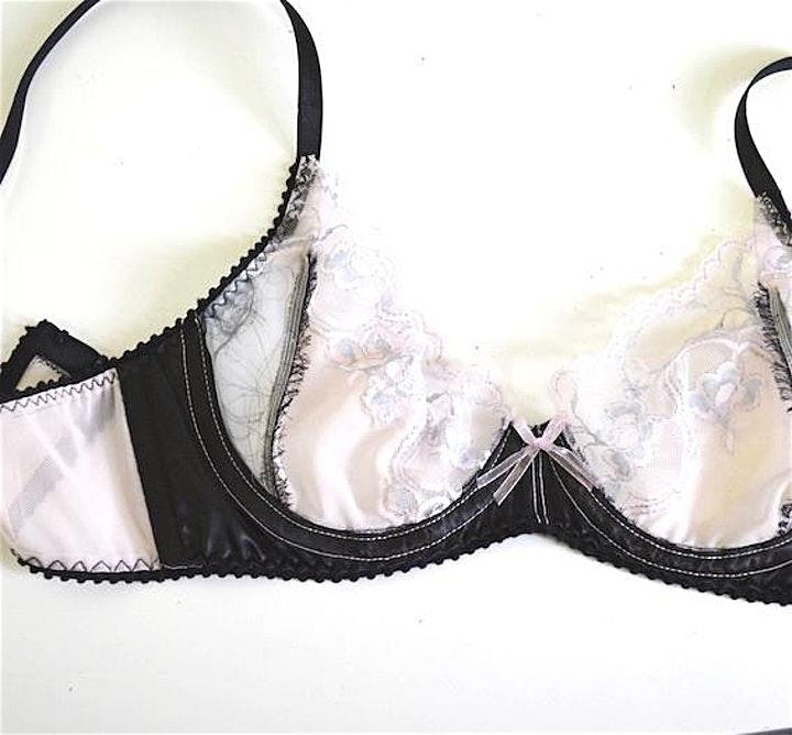 Luxury Bra Sewing Masterclass - FASHION - image