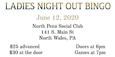 Ladies Night Out Bingo tickets