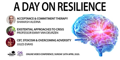 A Day on Resilience (Online Conference) tickets