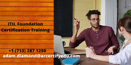 ITIL Certification Training Course in Tulsa,OK,USA tickets