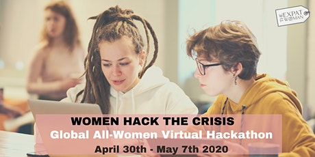 Women Hack the Crisis - A Global Virtual All-Women Hackathon tickets