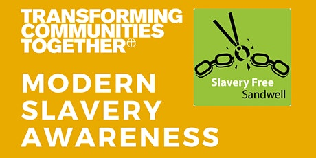 Slavery Free Sandwell: West Bromwich Modern Slavery Awareness Training tickets