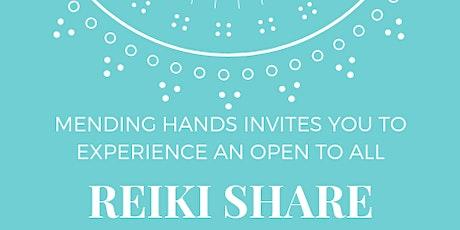 In Office Reiki Share  tickets