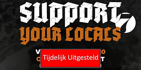 SUPPORT YOUR LOCALS 7 - Liar , Signs Of Algorithm , ArtFx, Askebee tickets