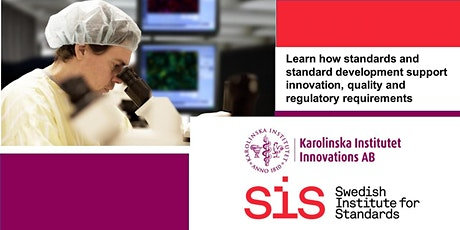 Support your innovation with standards and standard development tickets