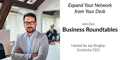 Business Roundtable for B2B - Business Networking Online    Nashville, TN tickets