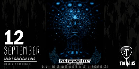 Lateralus - Tool Experience tickets