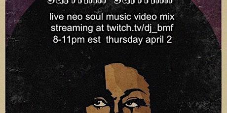 Sumthin' Sumthin' Neo Soul Livestream Mix tickets