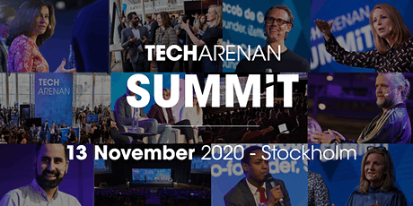 Techarenan Summit 2020 tickets