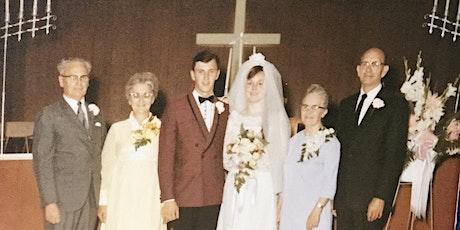 Bishop Gene & Leah's 50th Wedding Anniversary tickets