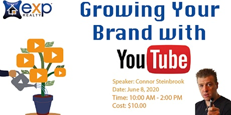 Grow Your Business With YouTube tickets
