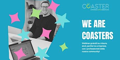 3. WEBINAR // Come gestire il lavoro dipendente nei tempi di Covid biglietti
