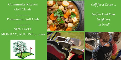Community Kitchen Golf  Classic tickets