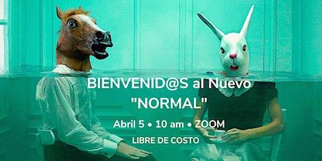 """BIENVENID@S al Nuevo """"NORMAL"""" entradas"""