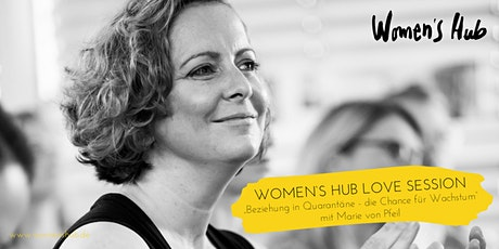 WOMEN'S HUB LOVE SESSION 01.04.2020 Tickets