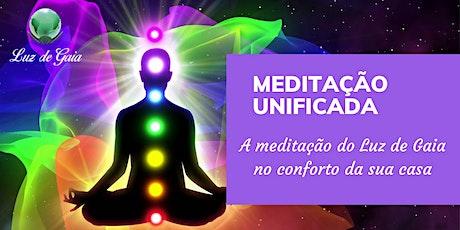 Meditação Unificada bilhetes