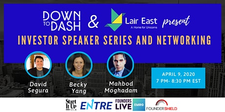Virtual Investor Speaker Series and Networking Event  tickets