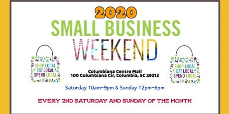 Columbia Small Business Weekend tickets