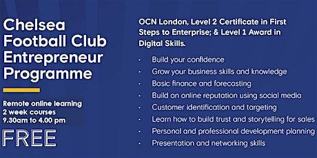 Chelsea Football Club Entrepreneur Programme tickets