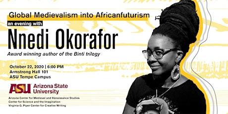 An Evening with Nnedi Okorafor tickets