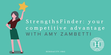 StrengthsFinder: Your Competitive Advantage | Webinar tickets