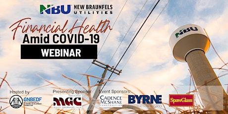 GNBEDF Presents: NBU: Financial Health Amid COVID-19 tickets
