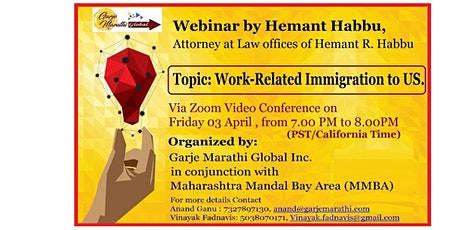 Work-Related Immigration to US. tickets