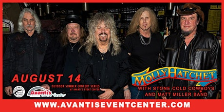 Molly Hatchet with Stone Cold Cowboys tickets