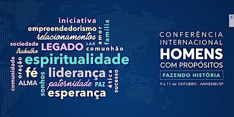 Conferência Internacional Homens com Propósitos 2020 ingressos