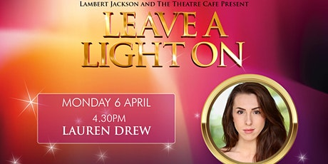 Leave A Light On: Lauren Drew Live tickets