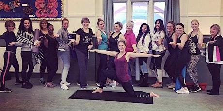 Shine on Yoga - with Viki - Essex / Virtual tickets