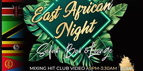 AfroBeat East Africa 4th Saturdays of Month.Bongo.Genge Ug.ADDIS.Naija Hits tickets