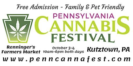 2020 Pennsylvania Cannabis Festival tickets