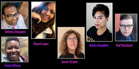 UPDATE: Covid-19 and Transgender Lives Studies Virtual Panel tickets
