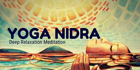 Virtual Yoga Nidra Meditation with Holly tickets