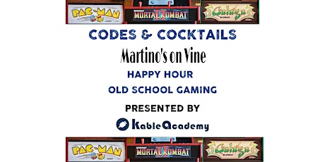 Codes & Cocktails tickets