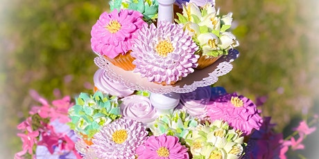 Spring Cup Cake Class May 24 tickets