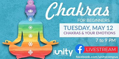 You Emotions & Your Chakras - Chakras  for Beginners Series St. Petersburg tickets