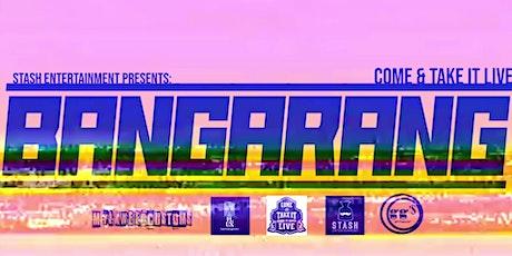 Bangarang 2020 w/ DBangz tickets