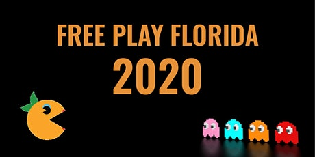 Free Play Florida 2020 Electronic Gaming Expo tickets