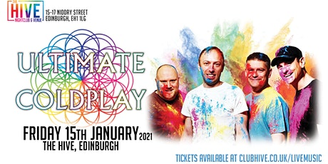 Ultimate Coldplay tickets
