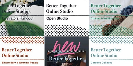 Lino Printing Team- Better Together Online Studio tickets