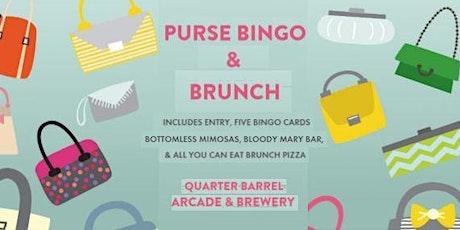 Purse Bingo & Brunch tickets