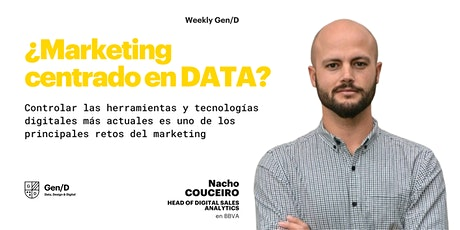 Gen/D Weekly: ¿Marketing centrado en DATA? entradas
