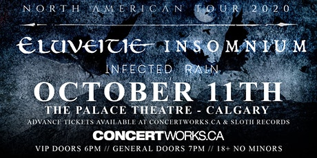 Eluveitie & Insomnium w/ Infected Rain tickets