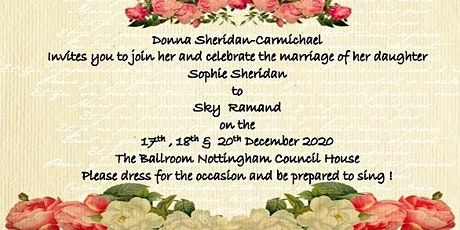 MAMMA MIAImmersive Wedding tickets