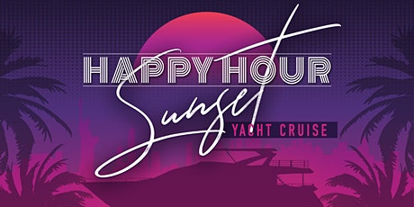 Happy Hour Thursday SUNSET Afterwork Yacht Cruise in Manhattan - Statue of Liberty + NYC Skyline tickets
