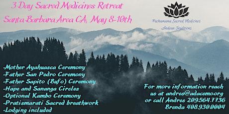 3 Day Sacred Medicine Celebration Retreat tickets