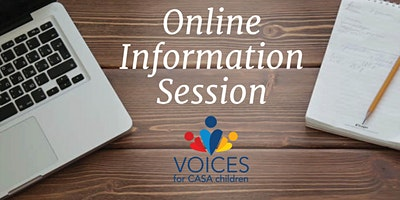 Online: Learn About Becoming a CASA Volunteer